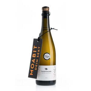 Taudtmann Riesling champagne brut traditional bottle fermentation