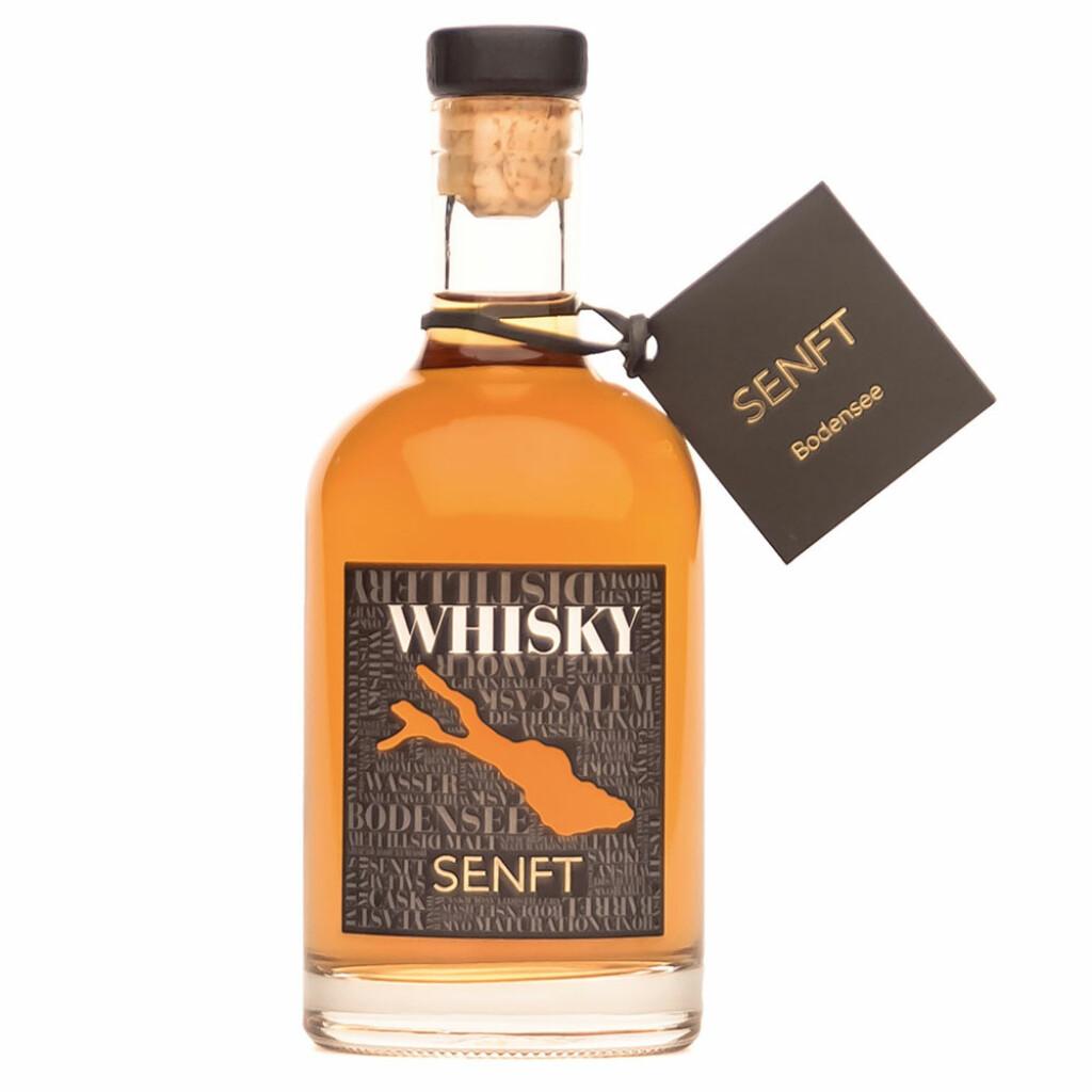 SENFT Whisky vom Bodensee