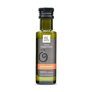 Premium Aprikosenkernöl Ölwerk