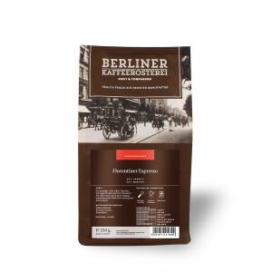 Premium Espresso Florentiner Espresso Berliner Kaffeerösterei