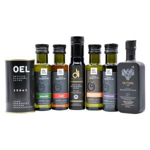 Feines Bio Öl Geschenkbox