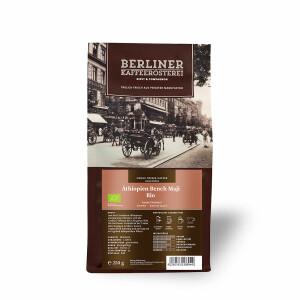 Premium Kaffee Äthiopien Bench Maji Bio Ganze Bohne